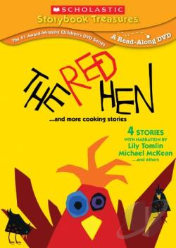 Red Hen... and More Cooking Stories DVD Cover Art
