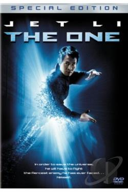 One DVD Cover Art