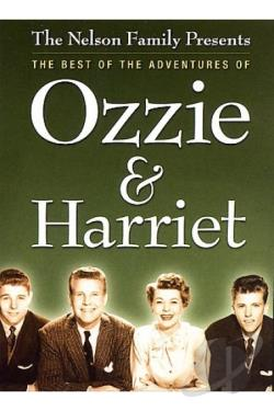 Ozzie & Harriet - The Best of the Adventures of Ozzie & Harriet DVD Cover Art