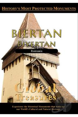 Global Treasures - Biertan Biyertan Romania DVD Cover Art