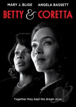 Betty & Coretta DVD Cover Art