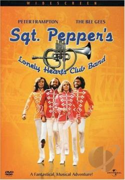 Sergeant Pepper's Lonely Hearts Club Band DVD Cover Art