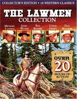 Lawmen Collection DVD Cover Art