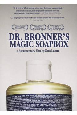 Dr. Bronner's Magic Soapbox DVD Cover Art