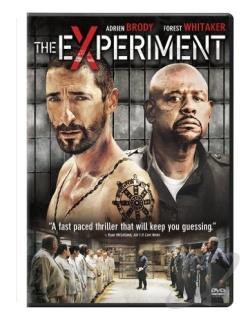 Experiment DVD Cover Art