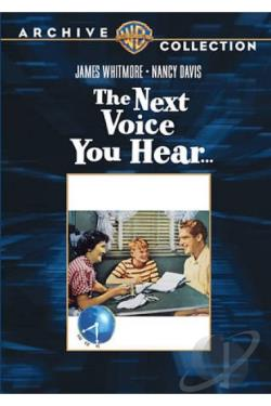 Next Voice You Hear DVD Cover Art