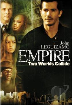 Empire DVD Cover Art