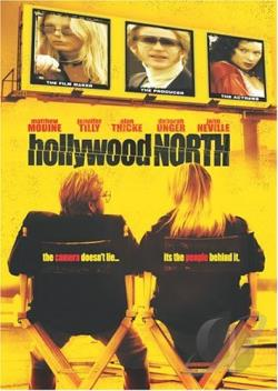 Hollywood North DVD Cover Art