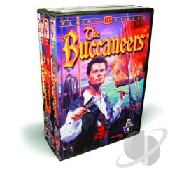 Buccaneers - Volumes 1-4 DVD Cover Art