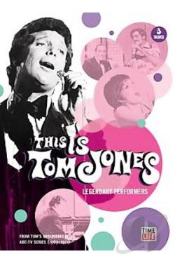 Tom Jones - This Is Tom Jones: Legendary Performances Volume 2 DVD Cover Art
