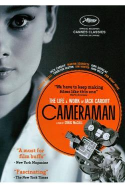 Cameraman: The Life and Work of Jack Cardiff DVD Cover Art