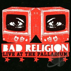Bad Religion - Live at the Palladium DVD Cover Art