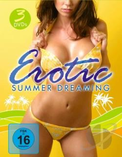 Erotic Summer Dreaming DVD Cover Art