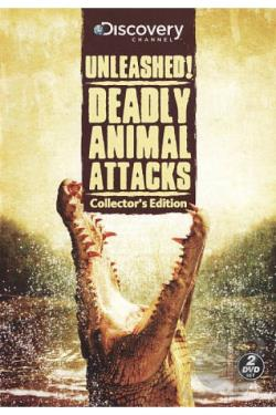 Unleashed!: Deadly Animal Attacks DVD Cover Art