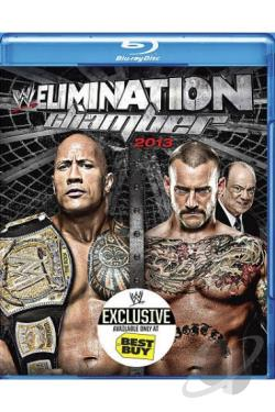 WWE: Elimination Chamber 2013 BRAY Cover Art