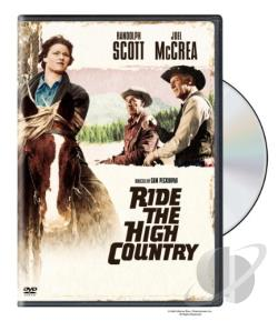 Ride the High Country DVD Cover Art