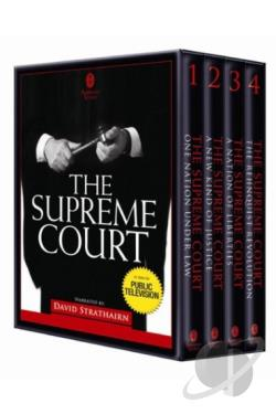 Supreme Court DVD Cover Art