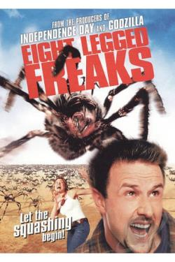 Eight Legged Freaks DVD Cover Art