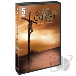 In the Footsteps of Christ - 5 Volume Set DVD Cover Art