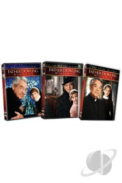Father Dowling Mysteries - The Complete Series DVD Cover Art