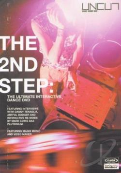 2nd Step - The Ultimate Interactive Dance DVD DVD Cover Art
