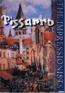 Impressionists: Pissarro DVD Cover Art