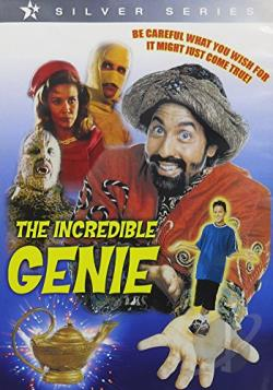 Incredible Genie DVD Cover Art