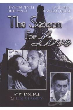 Season for Love DVD Cover Art