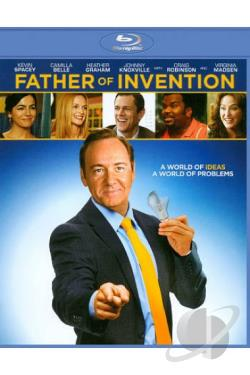 Father of Invention BRAY Cover Art