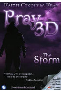 Pray 3D: The Storm DVD Cover Art