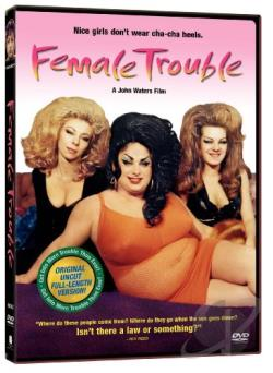 Female Trouble DVD Cover Art