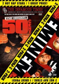 Infamous Times - The Original 50 Cent/Eminem - AKA DVD Cover Art