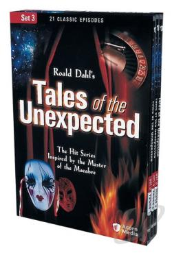 Tales of the Unexpected - Set 3 DVD Cover Art