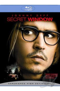 Secret Window BRAY Cover Art