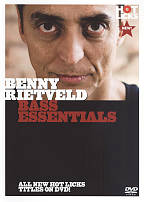Benny Rietveld: Bass Essentials DVD Cover Art