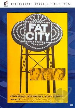 Fat City DVD Cover Art