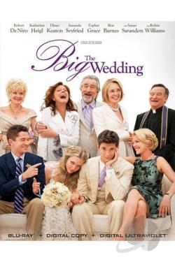 Big Wedding BRAY Cover Art