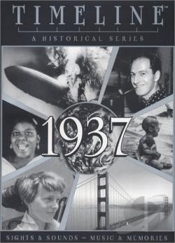 Timeline 1937 DVD Cover Art