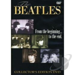 Beatles - From The Beginning To The End DVD Cover Art