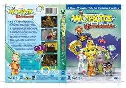 Wobot's Christmas: A Heart Warming Tale for Christian Families DVD Cover Art