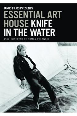 Knife In The Water DVD Cover Art