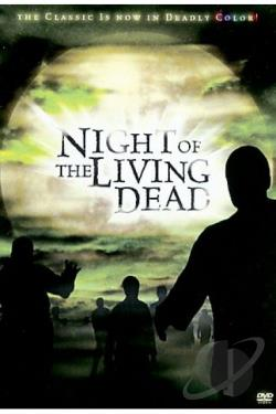 Night of the Living Dead DVD Cover Art