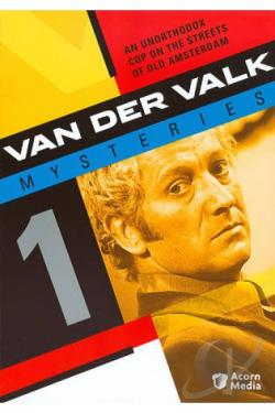 Van der Valk Mysteries: Set 1 DVD Cover Art