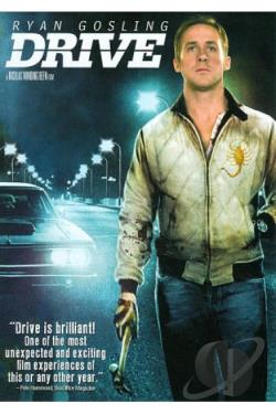 Drive DVD Cover Art