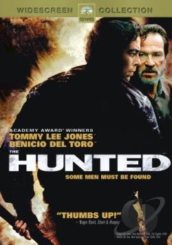 Hunted DVD Cover Art