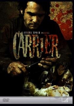 Carrier DVD Cover Art