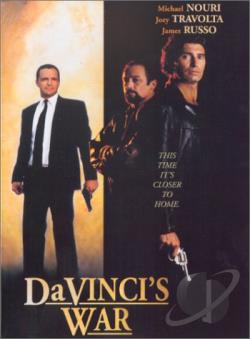 Davinci's War DVD Cover Art