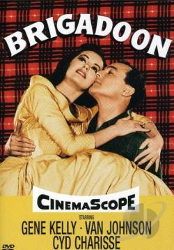 Brigadoon DVD Cover Art