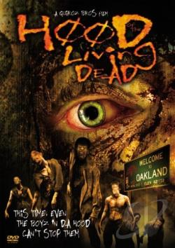 Hood of the Living Dead DVD Cover Art