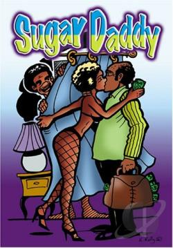 Sugar Daddy DVD Cover Art
